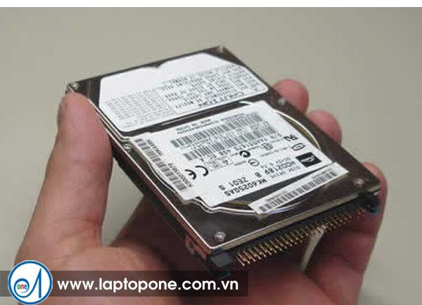 Thay ổ cứng laptop Toshiba M135 TX quận 9