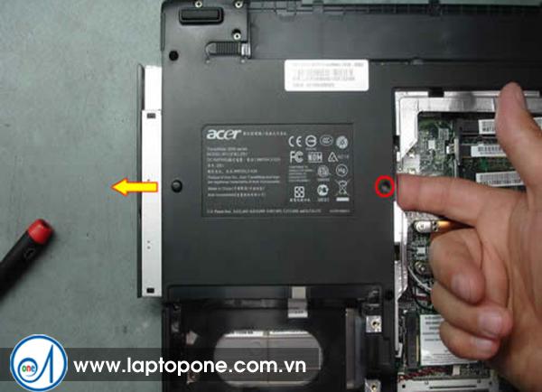 Thay ổ dvd laptop Acer 5720G 3273 quận Bình Tân