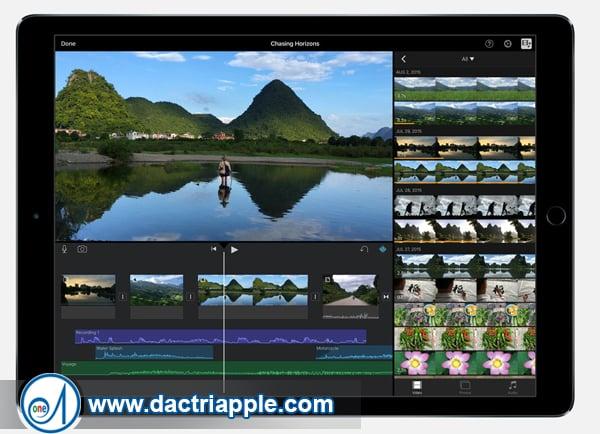 Thay pin iPad Pro quận 8