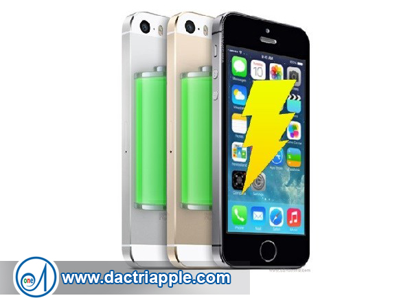 Thay pin iPhone 5s quận 2