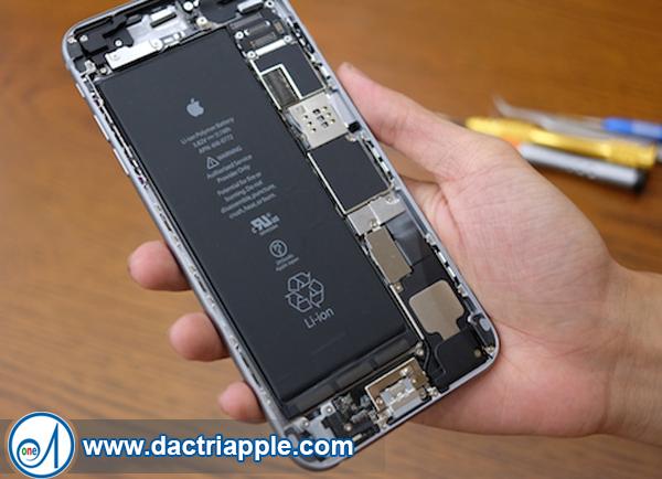 Thay pin iPhone 6 plus quận 3