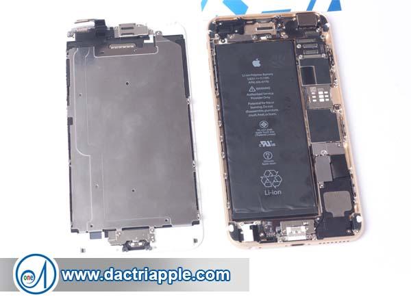 Thay pin iPhone 6 Plus quận 7