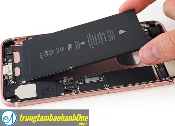 Thay pin iPhone 6S Plus quận 4