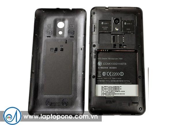 Thay vỏ điện thoại HTC
