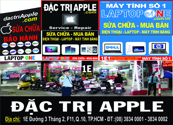 Thay sạc Macbook Mini