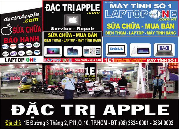 Thay pin iPad Air quận 7