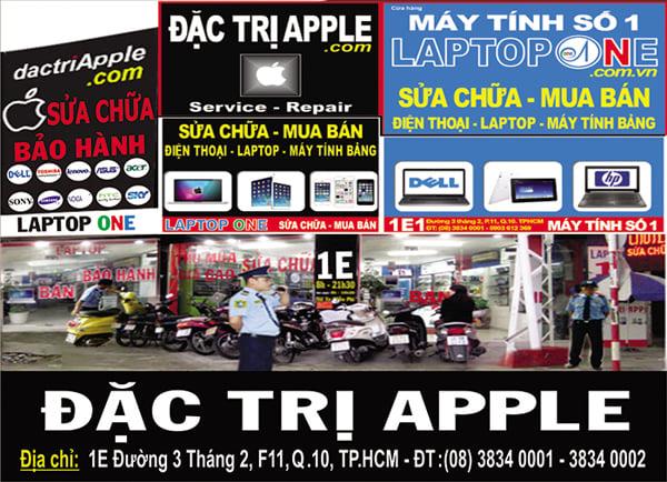 Thay pin iPad Mini 3 quận 10
