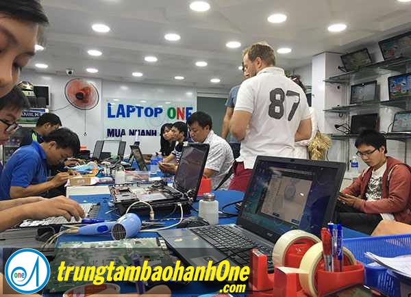 Dịch Vụ Sửa Laptop SONY VAIO SVS 13117GA Không Lên Nguồn