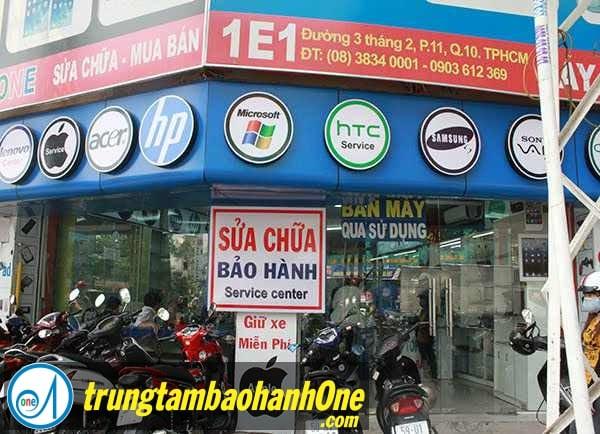 Dịch Vụ Sửa Laptop SONY VAIO SVS 1512DCX Huyện Nhà Bè