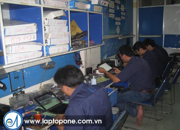 Trung tâm chuyên sửa laptop dell TpHCM