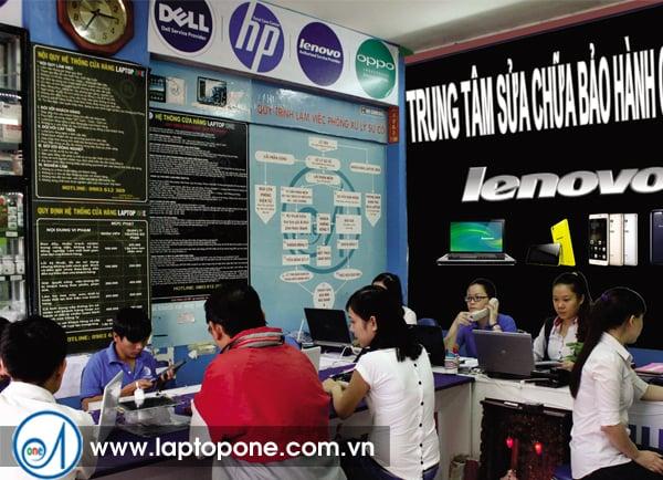 Thay cảm ứng laptop Lenovo Yoga PRO3 1370 TpHCM