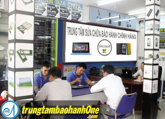 Thay vỏ Surface Pro 3