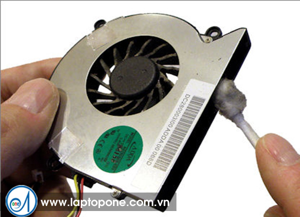 Vệ sinh laptop Gateway