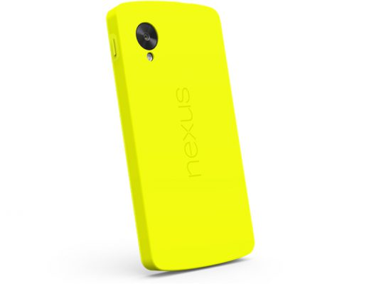 Thay vỏ Google Nexus 5