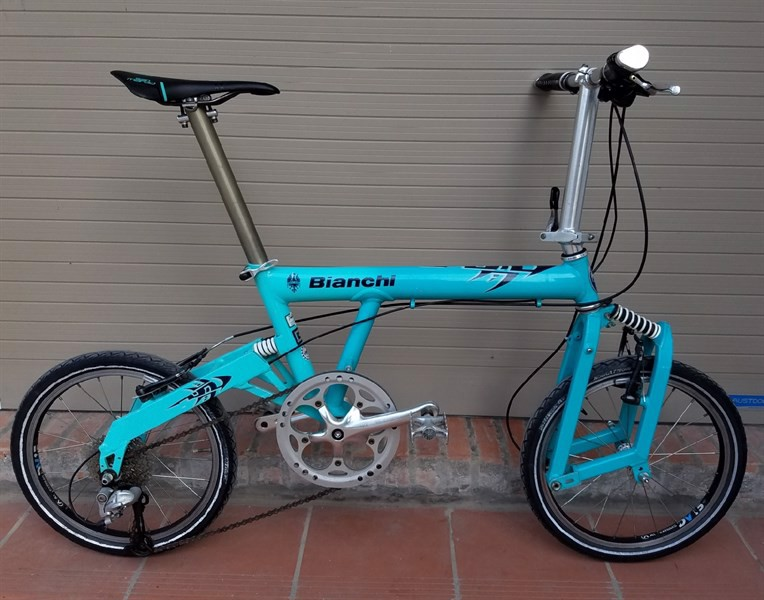 Xe gấp Bianchi/ Secondhand
