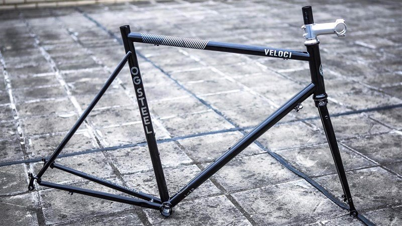 OG Steel Frame XS/Black