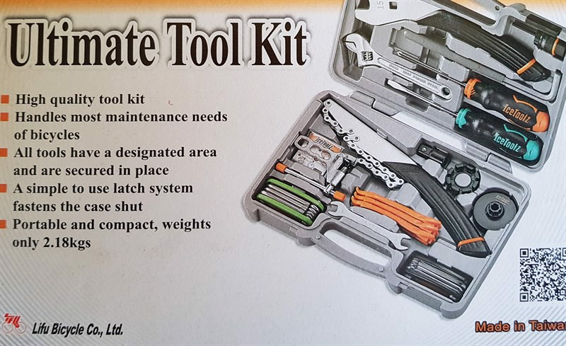 Ultimate Tool kit Icetoolz