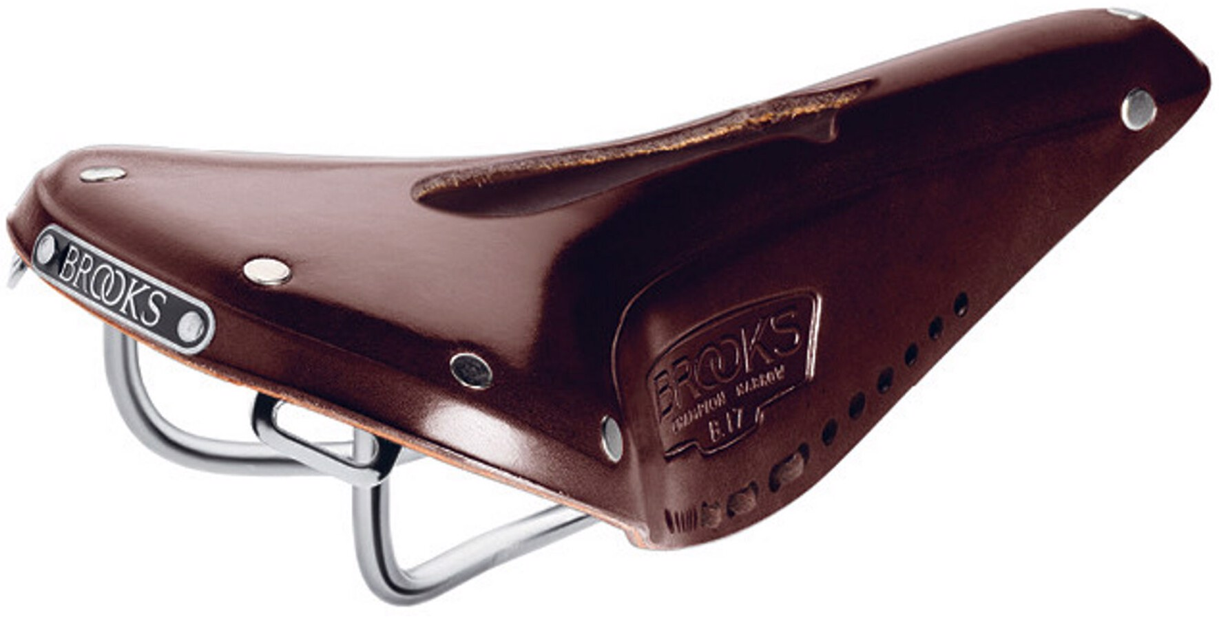 Yên xe đạp Brooks B17 Narrow Imperial Bike Saddle