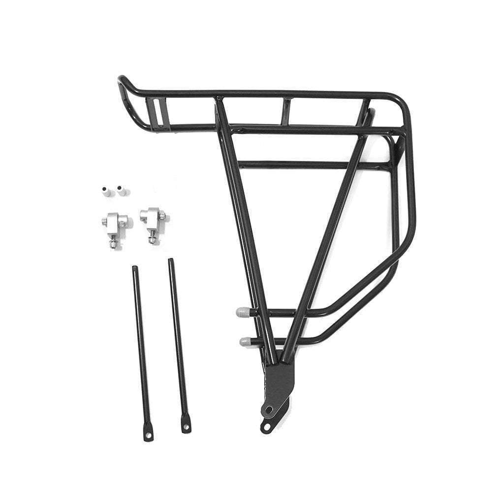 Baga sau Vincita C035 Rear Carrier Voyage Stainless Steel