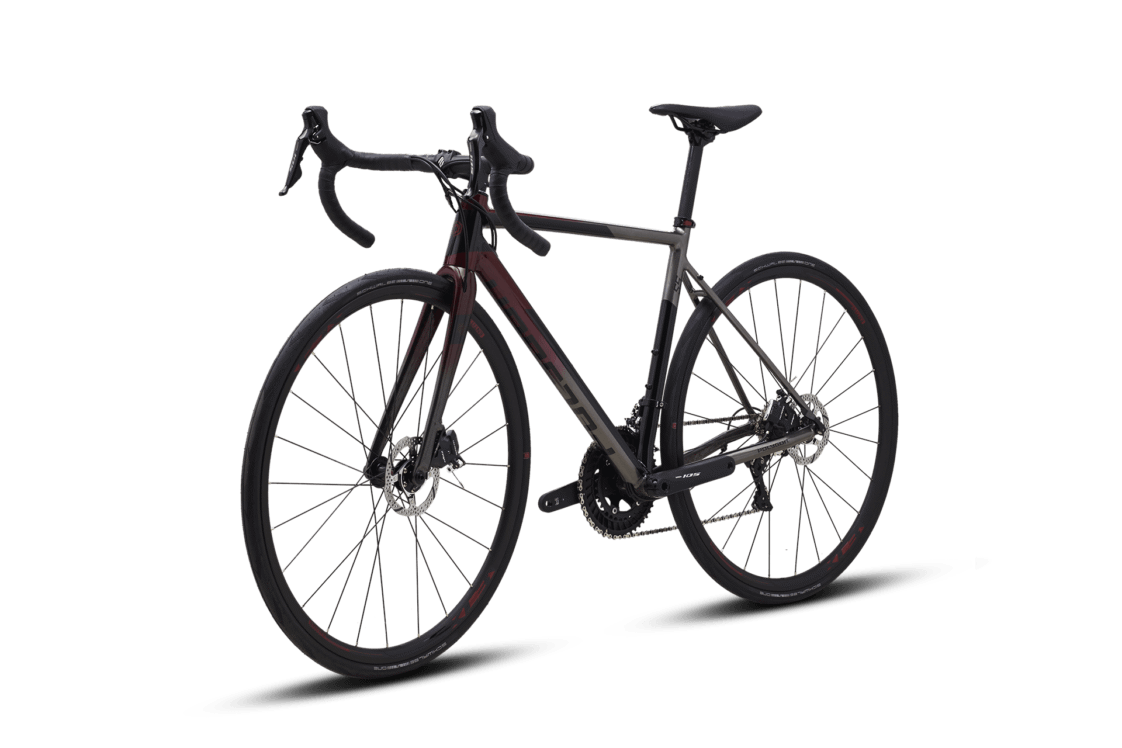 POLYGON Road Bike - STRATTOS S5 Disc Brakes/Size 50