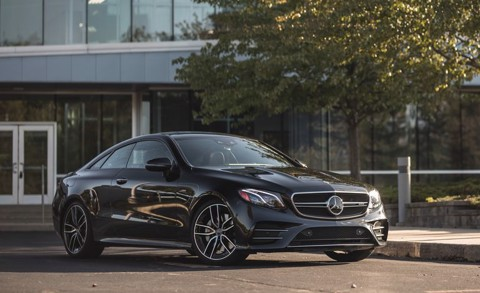 Mâm Mercedes-Benz E53 Coupe 20 inch AMG 2019
