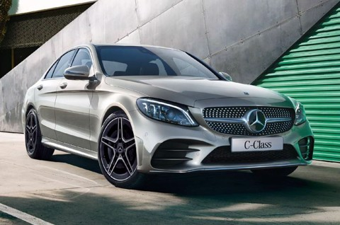 Mâm Mercedes - Benz C300 Face Lift 18 inch AMG 2019
