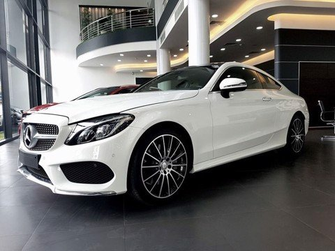 Mâm Mercedes-Benz C300 Coupe 19 inch AMG