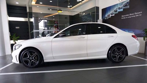 Mâm Mercedes-Benz C300 Face Lift 18 inch AMG 2019
