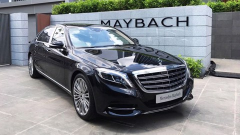 Mâm Maybach S - Class 20 inch