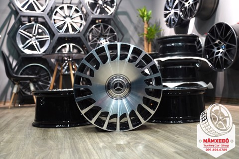 Mâm Forged Custom theo Style Maybach S560 20 inch