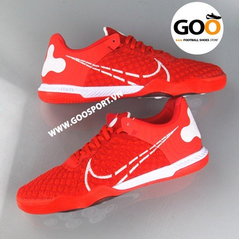 Nike React Gato IC đỏ full