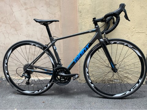 Xe Giant TCR Advanced 2 Group 4700 size S