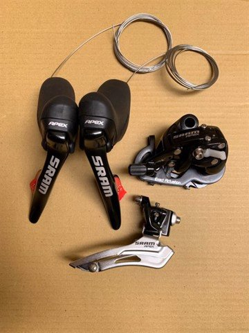 Group Mini Sram Apex 3 món 2*10