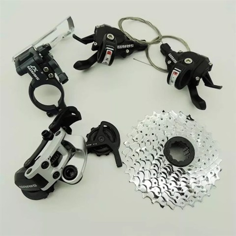 Group mini sram 3x9