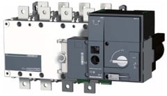 ATyS d 3P 2000A - Automatic transfer switches