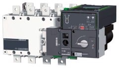 ATyS g 3P 2500A - Automatic transfer switches