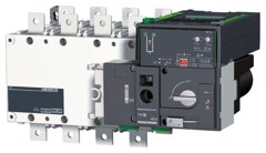 ATyS t 3P 2500A - Automatic transfer switches