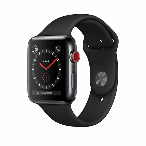 Đồng hồ APPLE WATCH SERIES 3 STAINLESS STEEL