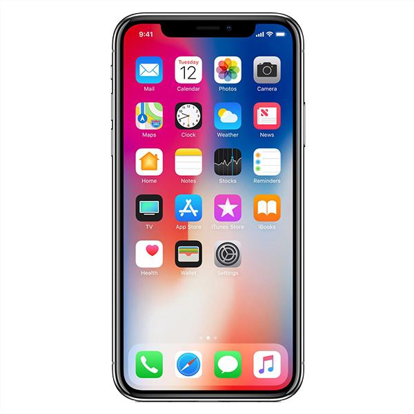 iPhone X Lock 99%