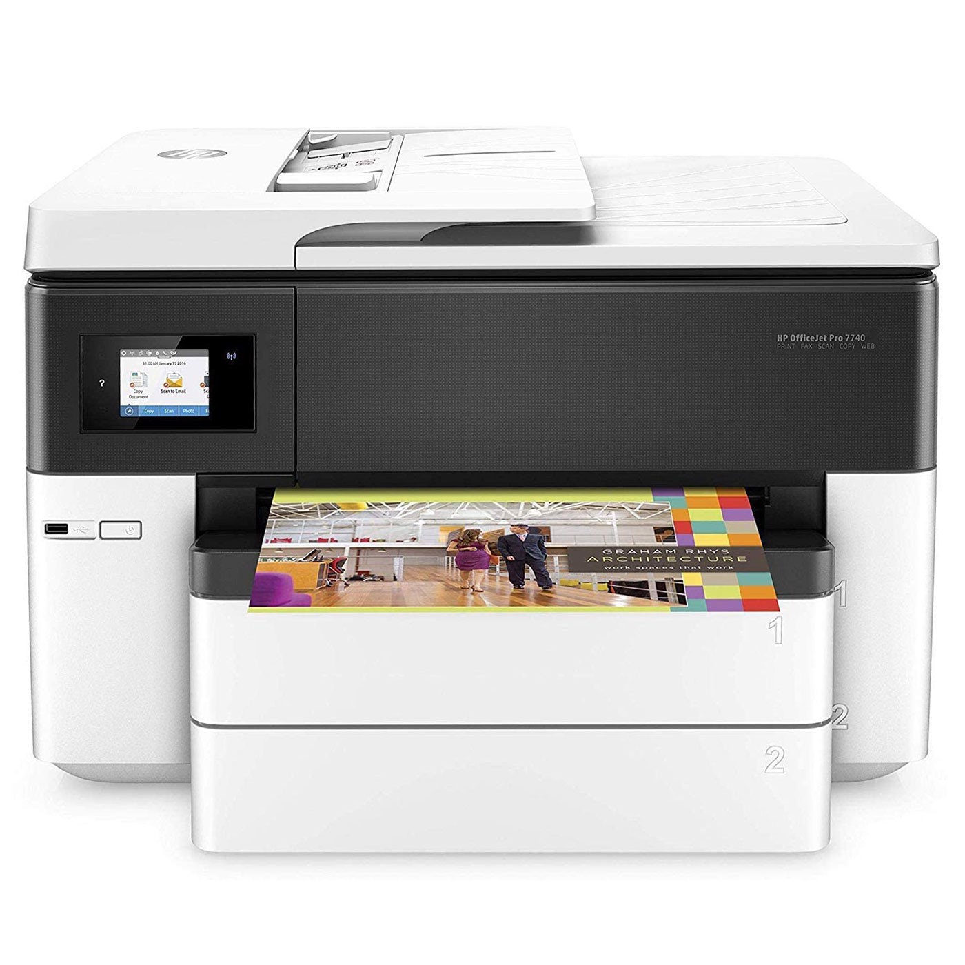 HP Officejet 7740 (A3)