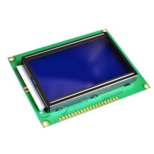 LCD Graphics 128x64 (Chip ST7920)
