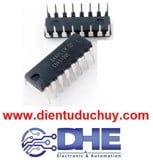 CD4510 (Bộ đếm Up/Down 4bit)