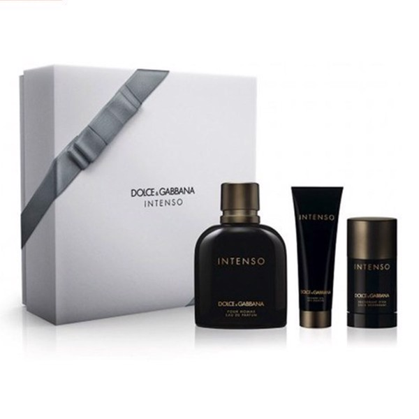 Gift set intenso 3pcs