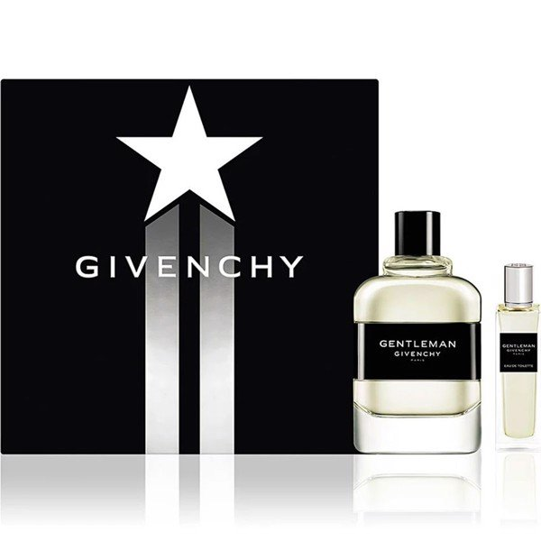 Gift Set Givenchy Gentleman 2pcs ( EDT 100ml & EDT 15ml )