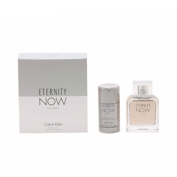 Gift set Eternity NOW for men 2pcs (100ml + DS 75g)