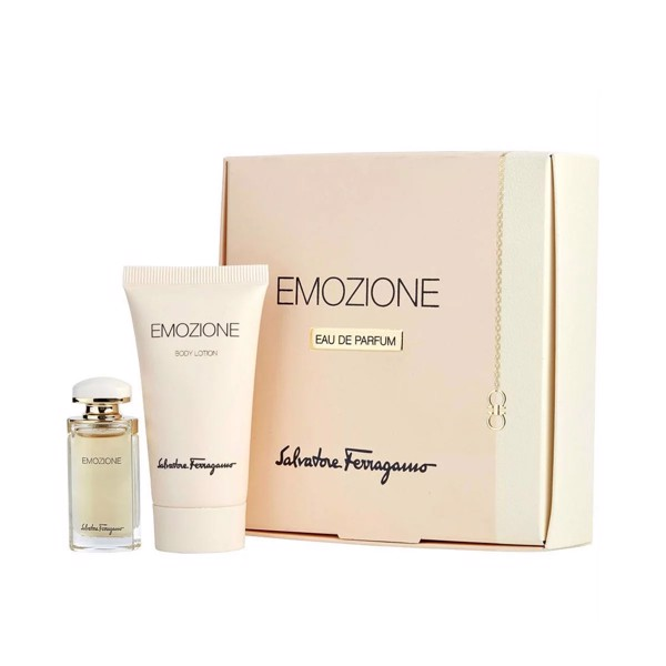 Gift set Salvatore Ferragamo Emozione EDP 5ml + BL 30ml