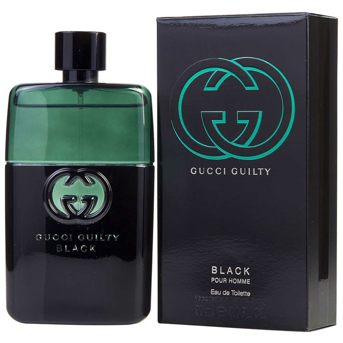 Nước hoa Gucci Guilty Black Pour Homme | namperfume
