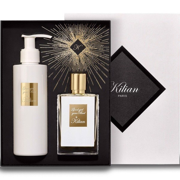 Gift Set Kilian Good Girl Gone Bad 2pcs ( PARFUM 50ml & Dưỡng thể 200ml )