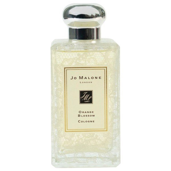 Jo Malone London Orange Blossom Cologne With Wild Rose Lace Design Limited Edition