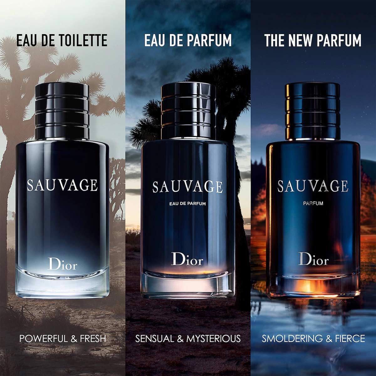 Nước hoa Dior Sauvage Eau de Parfum   namperfume